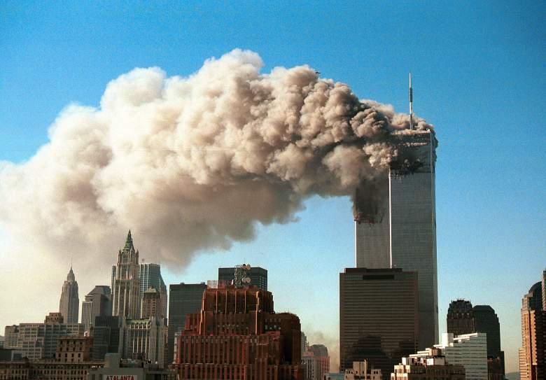 9/11, september 11th photos, september 11th new york city skyline
