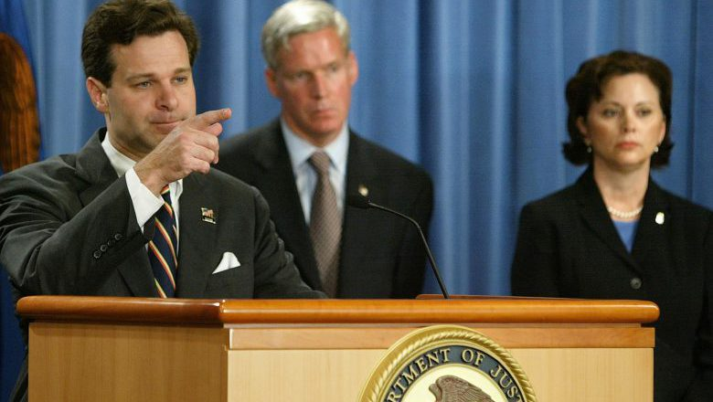 Christopher Wray, Christopher Wray justice department, Christopher Wray attorney general