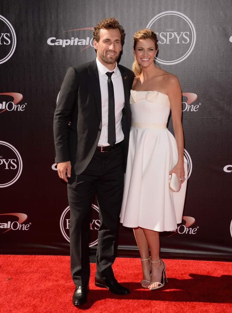 Erin Andrews married