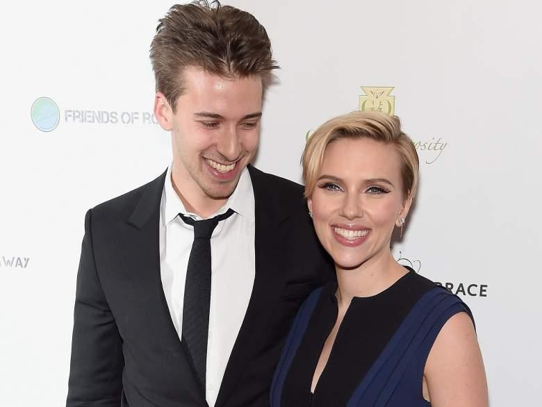 Scarlett Johansson brother, Scarlett Johansson hunter, Scarlett Johansson brother hunter