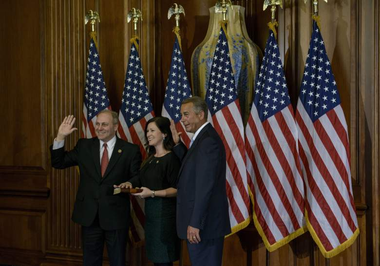 Steve Scalise wife, Steve Scalise wife jennifer, Steve Scalise wife