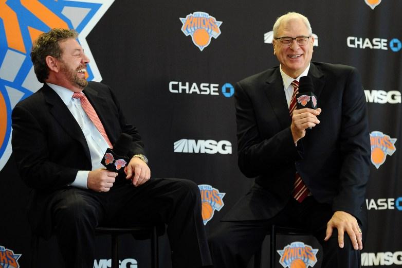 Phil Jackson Net Worth, Phil Jackson contract, Phil Jackson Knicks contract