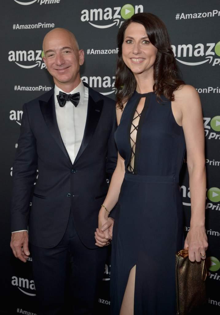 MacKenzie Bezos, Jeff Bezos wife, Jeff Bezos family
