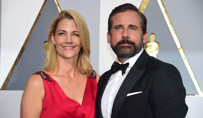 Steve Carell wife, Nancy Carell, Nancy Walls