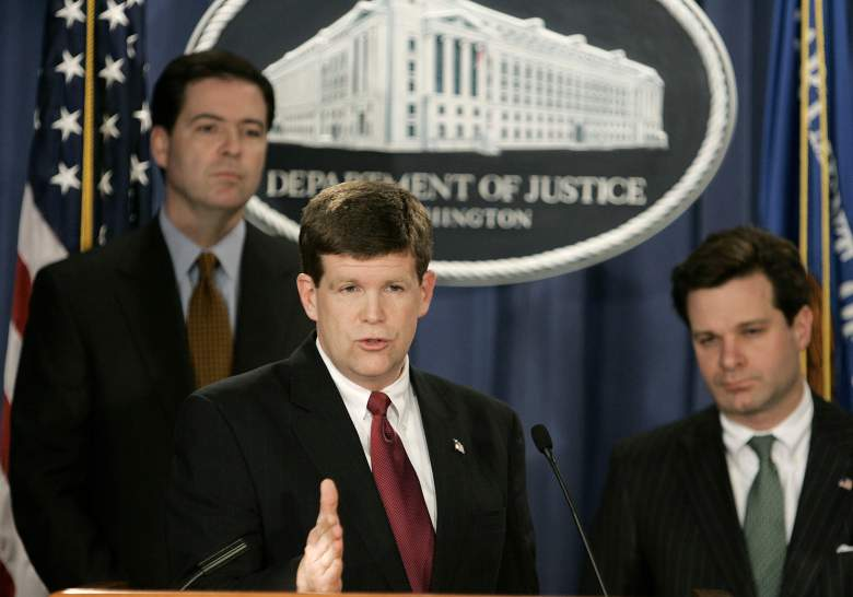 James Comey Christopher Wray, new FBI Director, Chris Wray cases