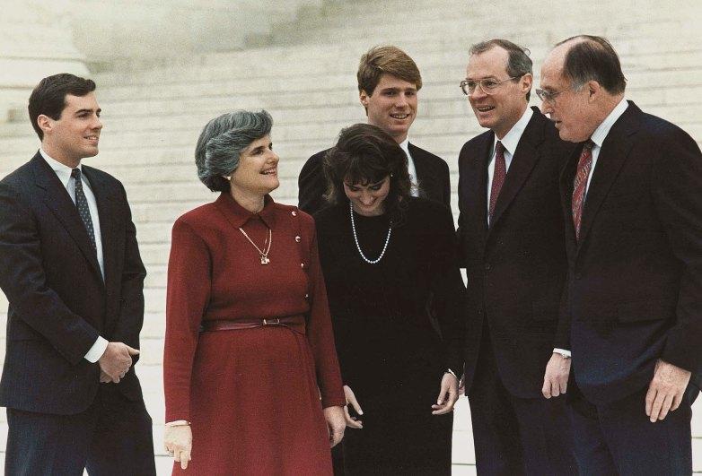 Anthony Kennedy family, Anthony Kennedy retirement, Anthony Kennedy wife, Mary Kennedy