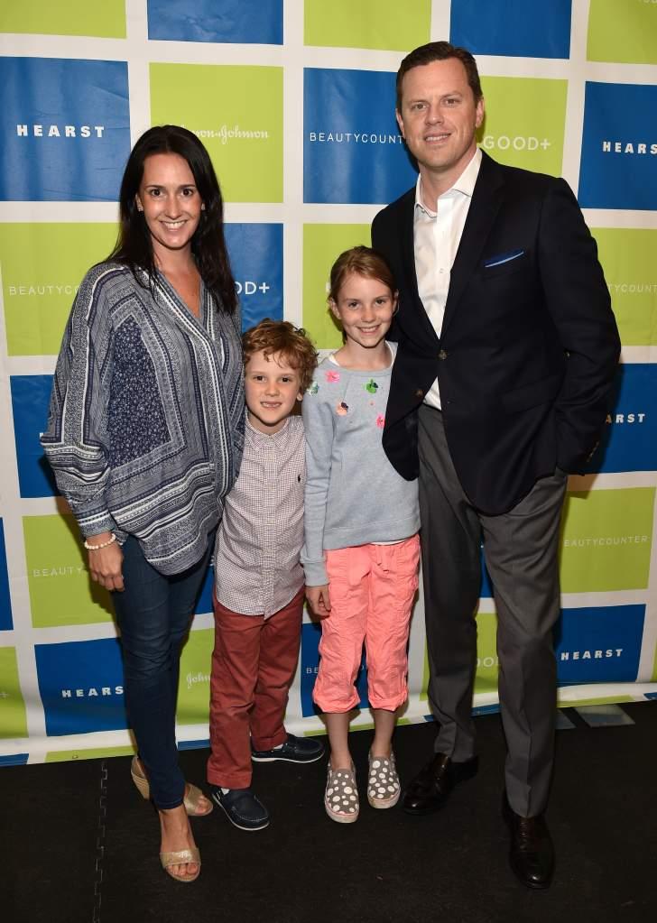 Willie Geist kids, Willie Geist family, Willie Geist wife, Christina Geist