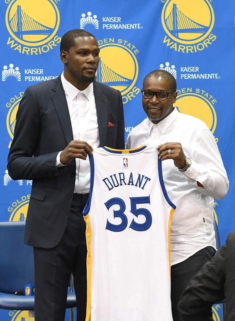 kevin durant family, mom, dad, brother, who is