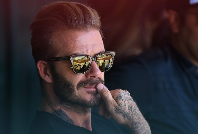 National Sunglasses Day, David Beckham sunglasses, National Sunglasses Day 2017