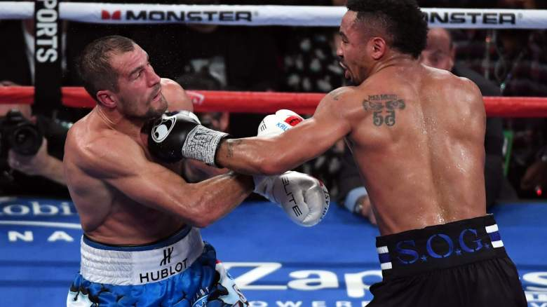 sergey kovalev vs andre ward, undercard, date, start time, ppv, price, order, cost, guillermo rigondeaux, luis arias, dmitry bivol