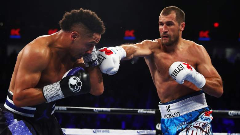 andre ward vs sergey kovalev 2, tale of the tape, stats, record, knockouts, age, height, reach, rematch