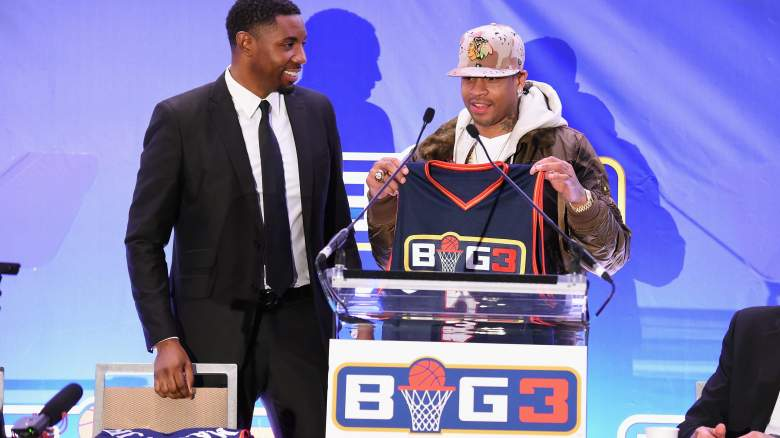 Big3 Basketball Live Stream Without Cable, Ice Cube 3 on 3 League, Watch Big3 Online, Fox Sports 1