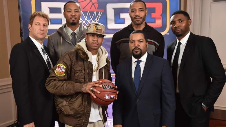 Big 3 Basketball League, Schedule, When Does Big 3 Basketball League Start, Dates, Locations, Start Time, TV Schedule