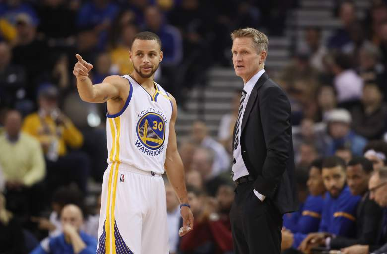 Steve Kerr health, Steve Kerr health update, Steve Kerr back injury