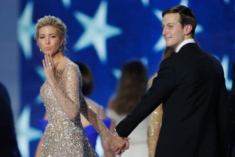 Ivanka Trump marriage