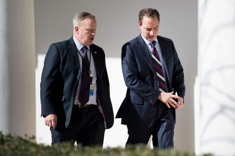 Sean Spicer salary, Reince Priebus salary