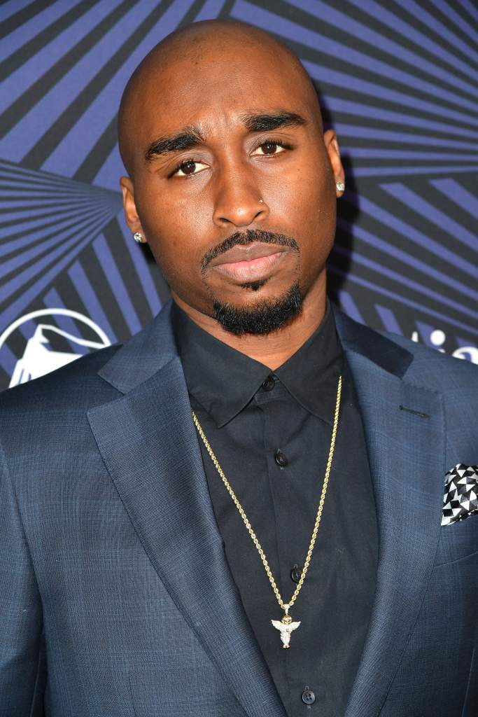 Tupac Shakur Film Cast, All Eyez on me cast, Danai Gurira All Eyez On me
