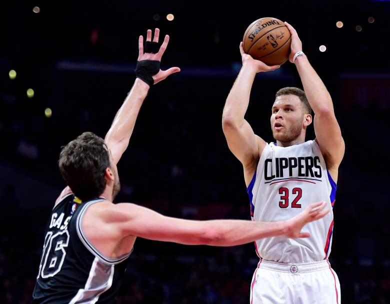 blake griffin, free agency, free agent