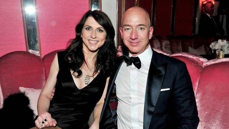 MacKenzie Bezos, Jeff Bezos wife, Jeff Bezos married, Amazon founder married