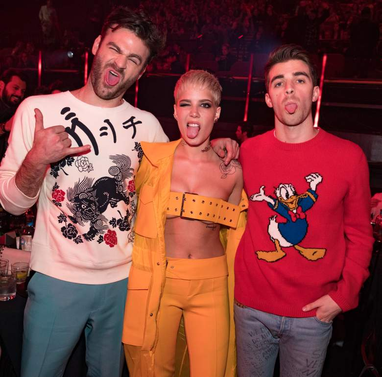 Halsey and The Chainsmokers,
