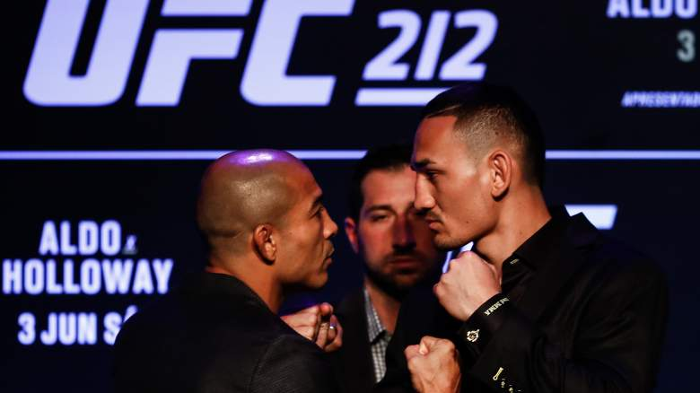 ufc 212 live stream, jose aldo vs max holloway, ufc 212 ppv, order, watch online without cable