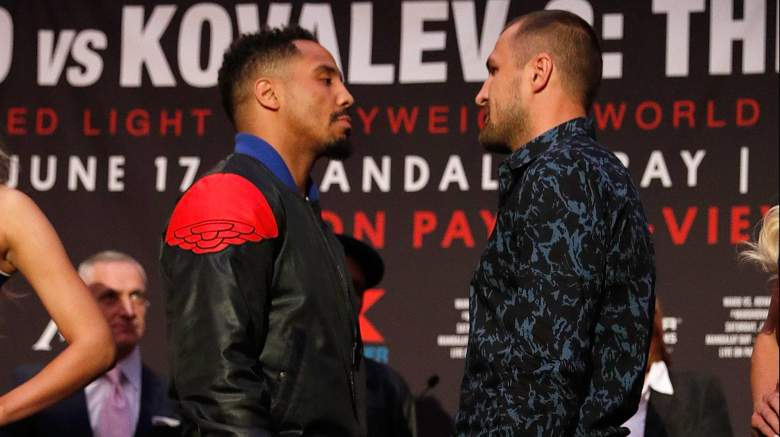 Ward vs. Kovalev 2 PPV, Order Ward vs. Kovalev 2, Kovalev Ward 2 Price, Kovalev Ward PPV Cost