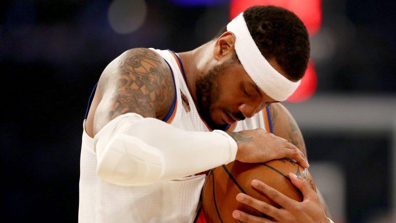 Carmelo Anthony buyout, Carmelo Anthony New York Knicks, Knicks Melo buyout