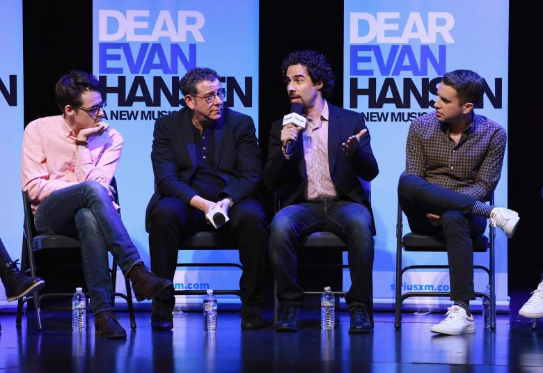 Michael Greif, Michael Greif Director, Michael Greif Dear Evan Hansen