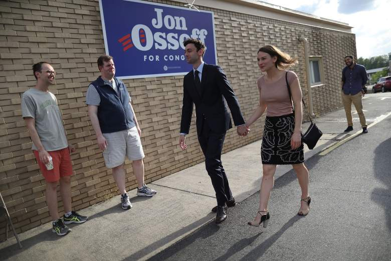 Jon Ossoff, Jon Ossoff girlfriend, Jon Ossoff Alisha