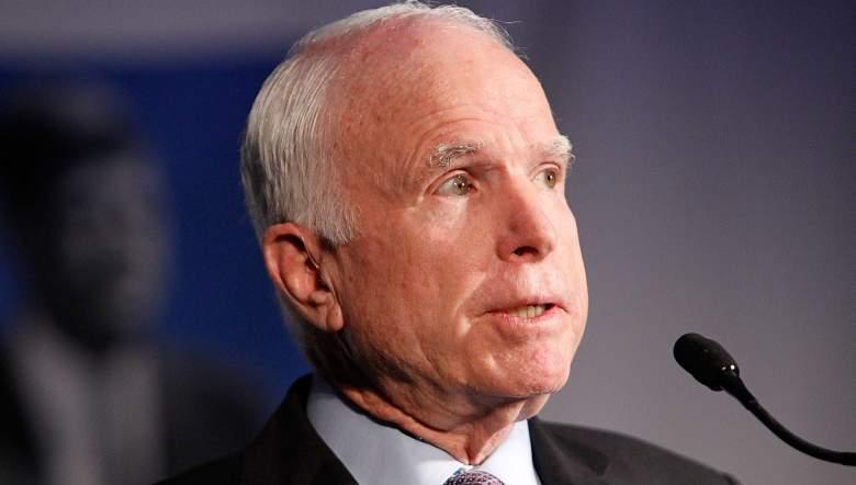 John McCain confused, John McCain Age, John McCain Diamondbacks