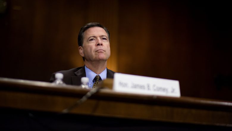 James Comey, James Comey congress, James Comey congressional testimony