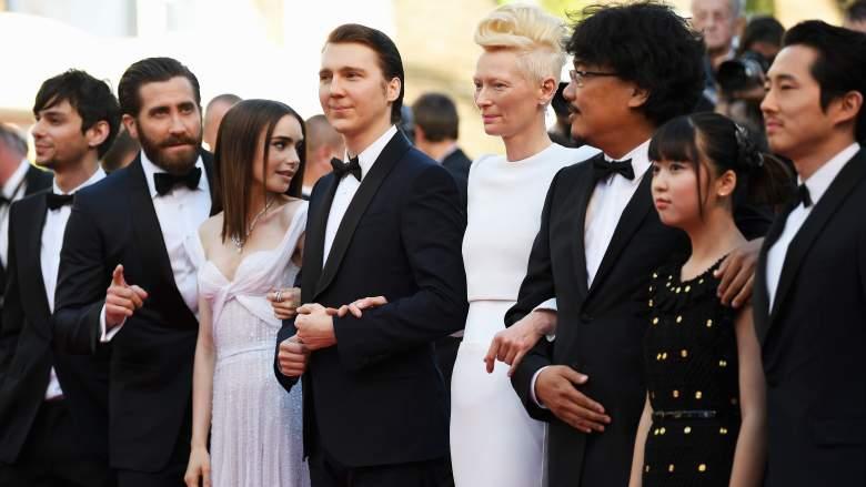Okja Meet the Cast, Meet the cast of Okja on Netflix, Tilda swinton Okja on Netflix