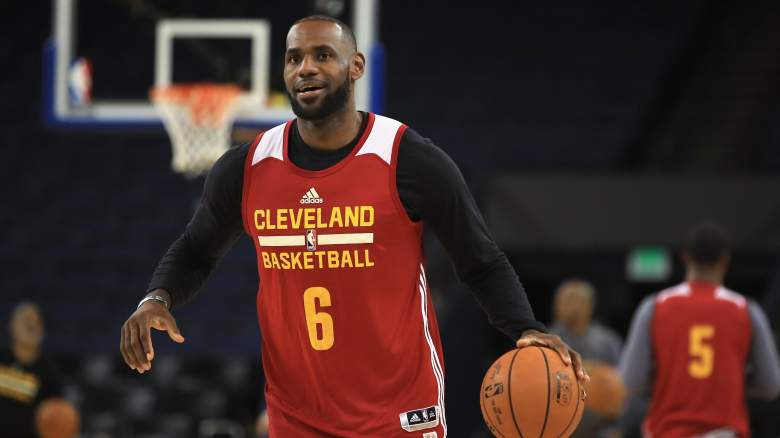 warriors vs cavaliers, start time, tv channel, nba finals game 1, preview