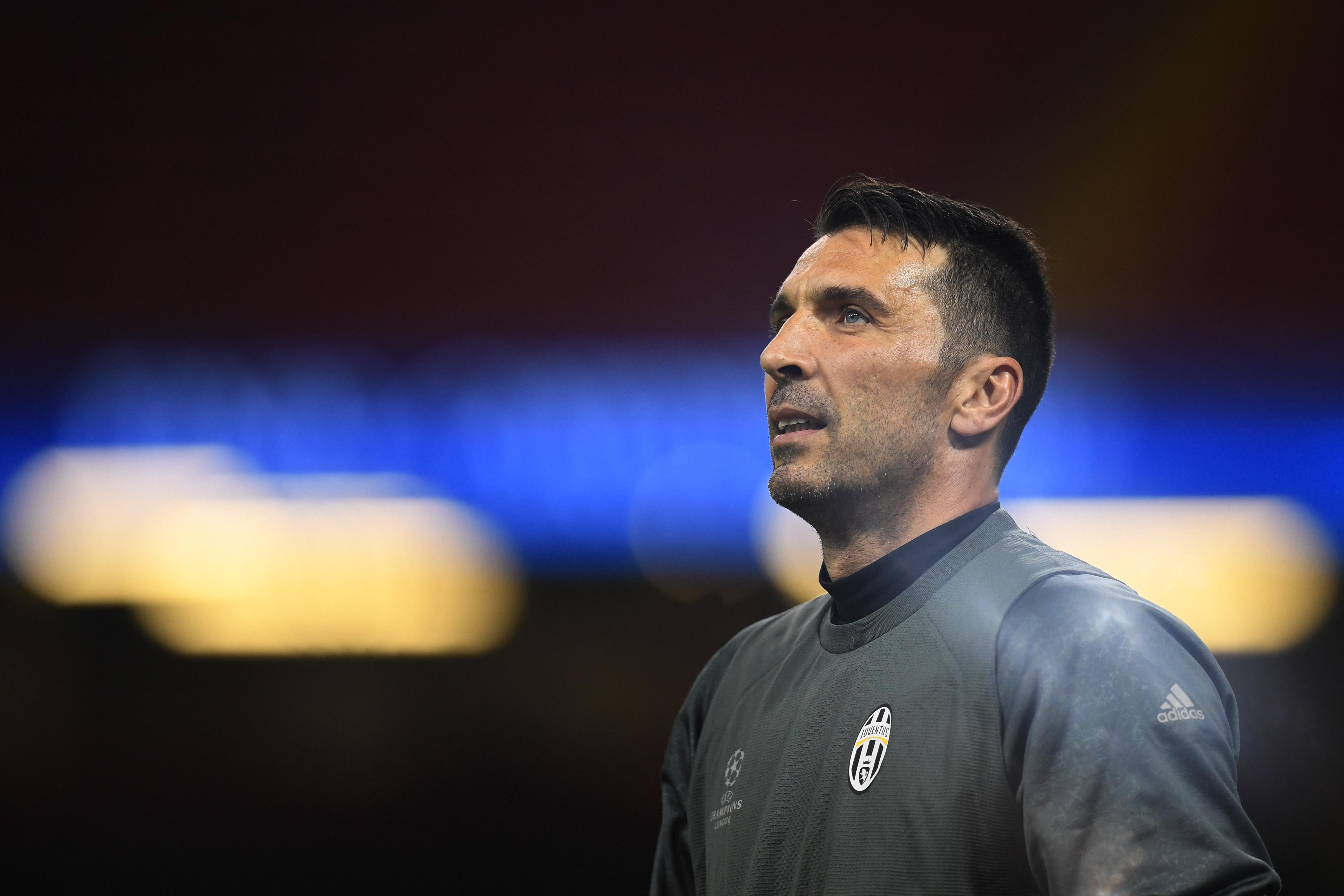 buffon retire, buffon age, buffon experience, buffon career