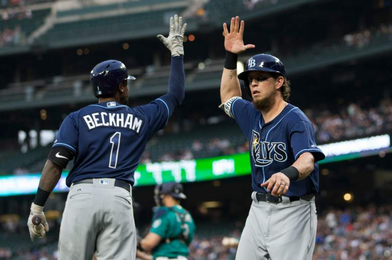 rays, mlb power rankings, top best players