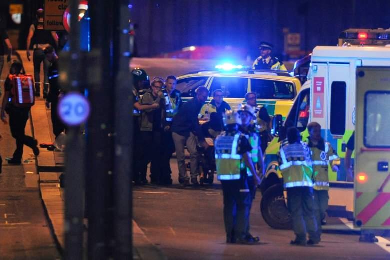 London Bridge, Borough Market attacks