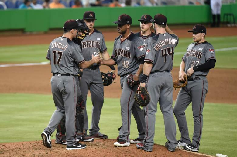 arizona diamondbacks, mlb power rankings,