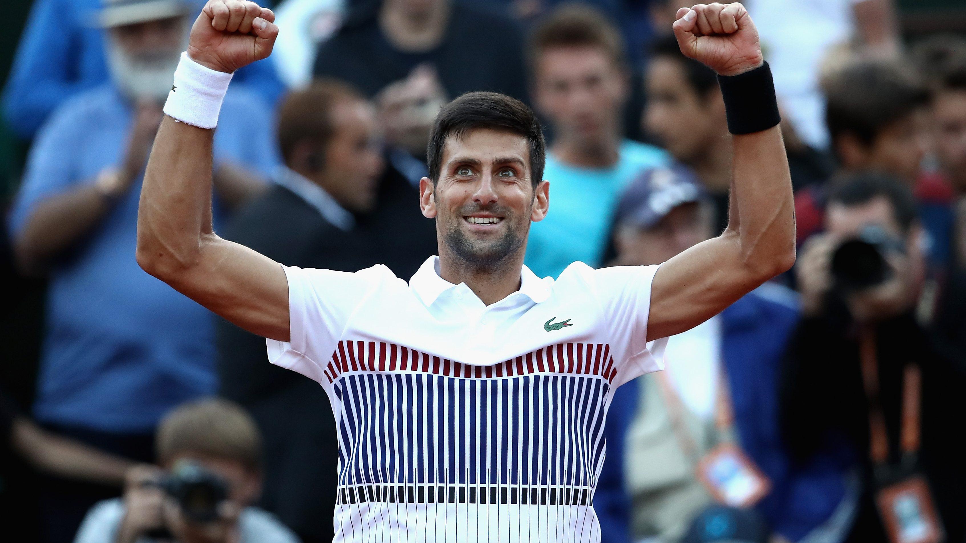 Djokovic Vs Thiem Start Time Tv Channel Live Stream Heavy Com