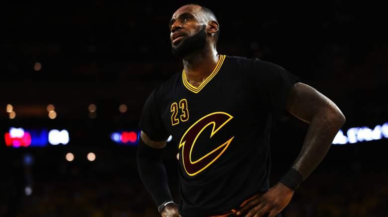 LeBron James Stats, LeBron James Game 3 Stats, LeBron James Highlights, LeBron James Finals Stats