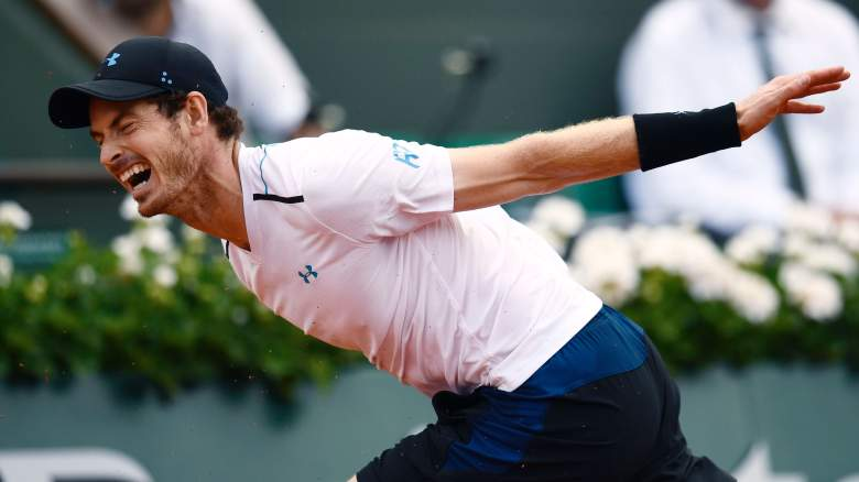 Andy Murray vs. Stan Wawrinka, Murray Wawrinka Date, Murray Wawrinka Start Time, French Open Semifinal Schedule