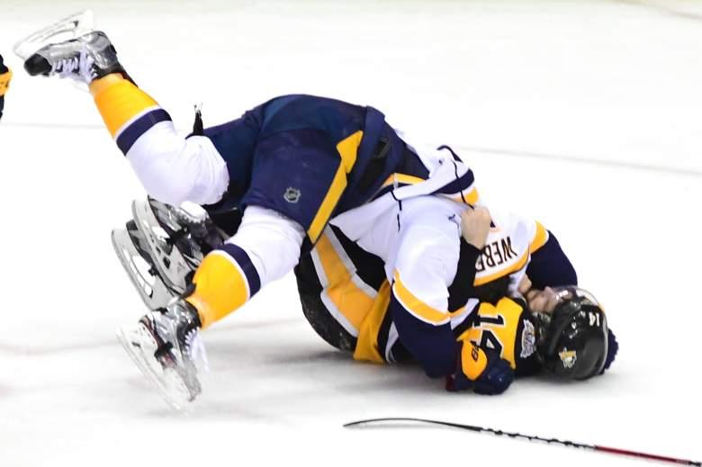 Penguins Predators puckline, Penguins Predators odds