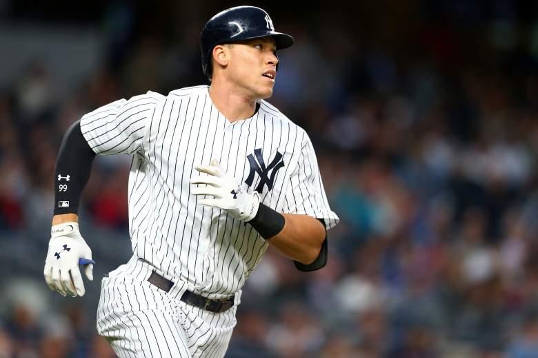 Aaron Judge net worth, Aaron Judge contract, Aaron Judge Yankees