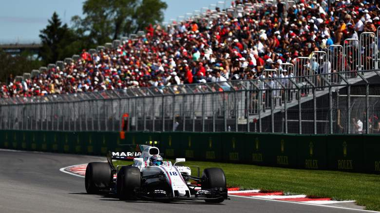 Canadian Grand Prix Qualifying Results, Canadian Grand Prix Starting Grid, Formula One results, F1 Montreal Results, Canadian Grand Prix Pole Winner