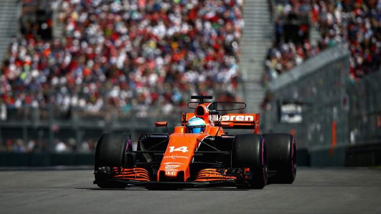 Azerbaijan Grand Prix Live Stream, Formula 1, F1 Streaming Without Cable, NBC Sports Network, Sky Sports F1