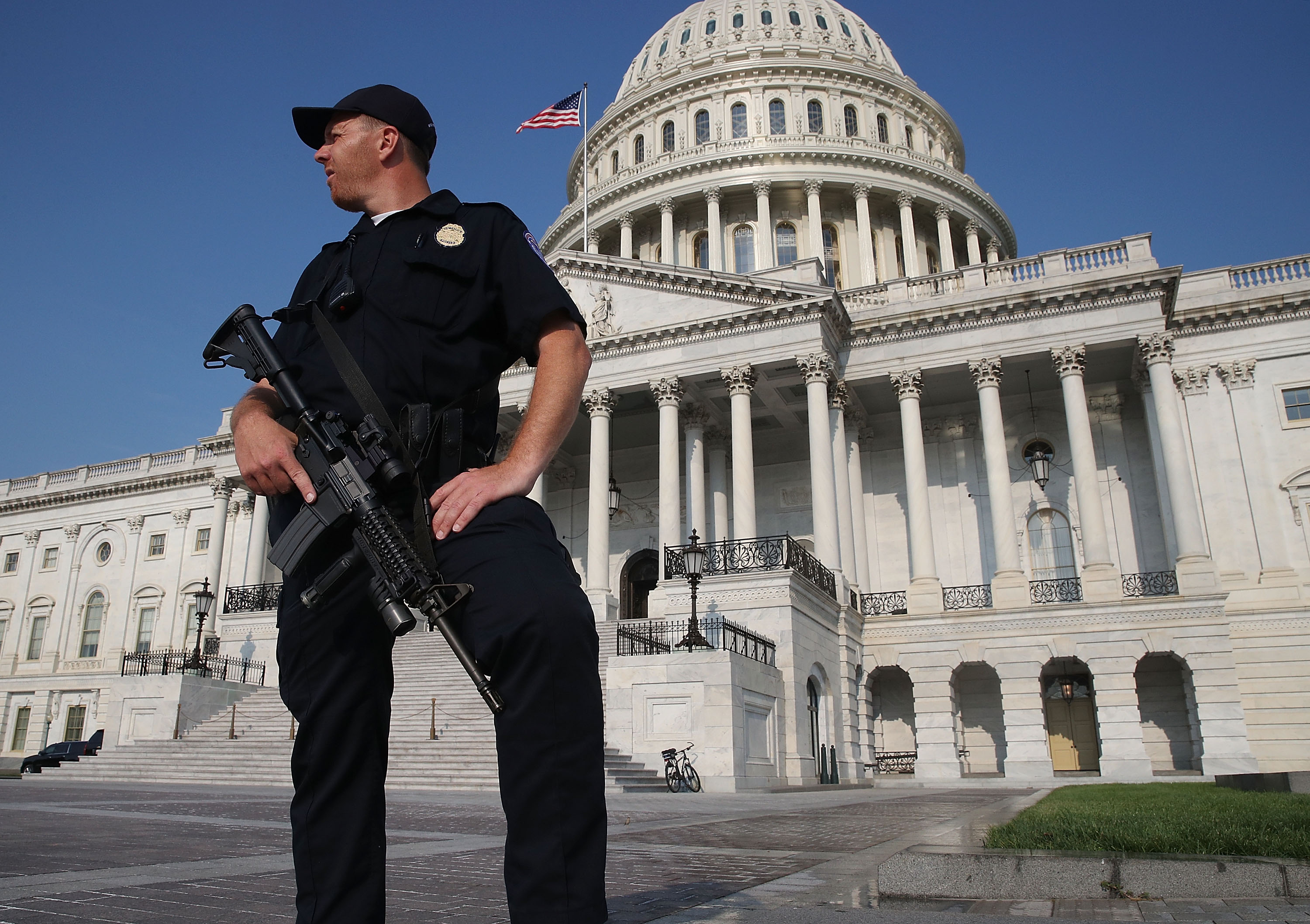 Did Scalise Shooter Ask 'Republicans or Democrats' Before Opening Fire?
