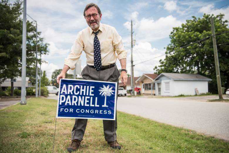 Archie Parnell bio, Archie Parnell wife, Archie Parnell House of Cards