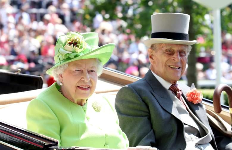 Prince Philip health