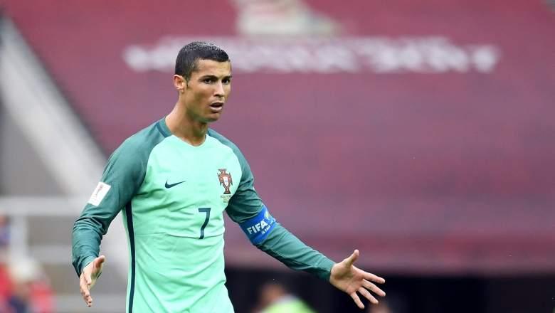 USMNT Portugal, Ronaldo Portugal USMNT