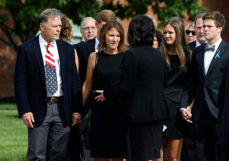 fred warmbier, otto warmbier father, cindy warmbier, otto warmbier mother, otto warmbier funeral