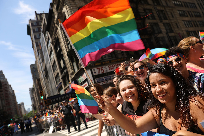 Operation Pridefall Gay Pride June 2020